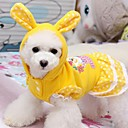 Pet Winter Fashion Cute Cartoon Change Dress for Pets Dogs (Assorted Colors,Sizes)