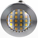 blanco cálido bombilla LED e14 6w 30smd2835 2500-3500K 220v