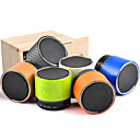 ZVE Z-1 Bluetooth Wireless Speaker Supports MicroSDHC Memory Card Portable Handfree for iPhone Samsung Cellphones