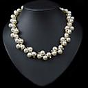 collar de la joyería de perlas de la moda tango