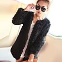 abrigo de lana gruesa de Nina mujeres 105