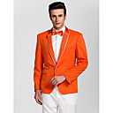 Multicolor Polester Tailorde Fit Two-piece Tuxedo