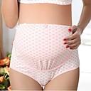 Maternity's Cotton Butterfly Flower Waist Abdominal Pregnancy Underwear