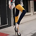 MEROKETTYWomens Cotton Skinny Joint Legging Pants