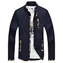 Mens Collar Fashion Leisure Jacket