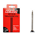KENDA 70023/25c Butyl Rubber FV 80mm Road Bike Tube