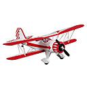 fms 1100mm Waco avión rc 4 canales rojo