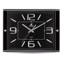 POWER™ 13H Brief Style Rectangle Shape Super Mute Wall Clock