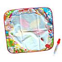 70  70  patrón de girasol pintura agua mágica cartulina 1.5cm para niños con 2 bolígrafos juguetes de la novedad del medio ambiente