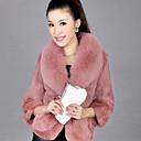 coat_115 xt piel de zorro (blanco, rosa, negro)