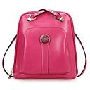 bolso del bolso de cuero mochila de viaje mochila de la mujer falidi universidad viento