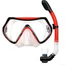 OceanPro adulto máscara eden conjunto snorkel seca P4001  P5001