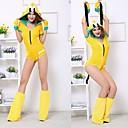 Pluto Yellow Adult Womans Halloween Costume