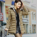 2014 Winter Cotton-padded Jacket Coat Casual Long Women Clothing