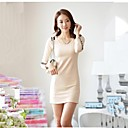 Womens 2014 Autumn And Winter  OL Fashion  Slim Package Hip Dress