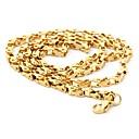 Mens Fashion All Match Titanium Steel Chain Necklace