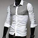 causal moda masculina Gezi delgado suéter