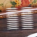 120pairs pegatina párpado doble pegajosa