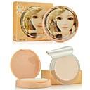 3in1 de control de grasa de cerdo aceite / tapa poros / base de maquillaje imprimación crema refinado toque suave (soplo de polvo en, 10g neto)