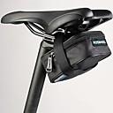 diseño de fibra de ciclismo alforja portátil 420d carbono