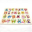 madera juguetes preescolares educativa letras forma la educación rompecabezas de los niños