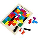 tetris madera bloques de construcción de inteligencia juguetes