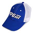 pgm malla blanca  azul sunproof sombrero de golf transpirable