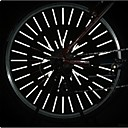 5set/60pcs Spokes Reflective Bicycle Reflective of Rim Steel Wire Bicycles Spokes