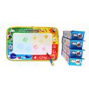 45  29  1cm magia de mesa estera del doodle de agua de dibujos animados juguetes de la novedad del medio ambiente de los niños