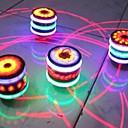 colores de madera giroscópicos música niños juguetes