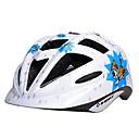INBIKE 18 respiraderos de los niños los niños blancos casco de pc  eps ciclismo (50-56cm)