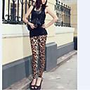 Womens Fashion Leopard Leggings