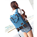14 inch Portable Backpack Canvas Travel Bag Case For Ipad And Notebook Computer