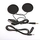 Motorrad Motorradhelm Stereo-Lautsprecher-Kopfhörer für mp3 mp4 gps