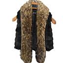 kate solo abrigo de piel corto de imitación de las mujeres