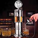 "11 ""h gasolinera creativa única arma dispensador de agua"