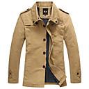 Куртка Весна Осень Мужская Деловой Стиль