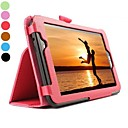 Stylish Lichee Pattern Flip Foldable Stand Leather Case for ASUS Fonepad 7 FE7010CG(Assorted Colors)