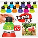 3pcs convierten convertir latas en botellas a presión reutilizable en las tapas de soda tapas tapas