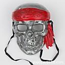 Caribben pirata de halloween máscara (3 piezas)