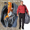 "bolsa de transporte para 16 ""20"" pulgadas plegable cl bicicleta ™ resistente a prueba de agua bolsa de transporte de transporteamp;almacenamiento"