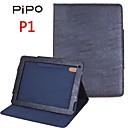 soporte original de la PU de cuero protege la cubierta del caso para p1 pipo