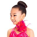 / accesorios de la danza dancewear spandex flores de rendimiento