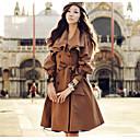 abrigo de manga larga moda qieyuan con belt_55