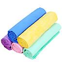 absorbentes toallas mascotas de piel de ciervo para mascotas perros de gran tamaño de color al azar