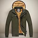 ZUOLONG MenFashion Long Sleeve Casual Coat