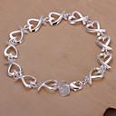 Vilin Womens Silver Kelp   Bracelet