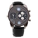 V6 Weide  Luxury Double Pointer Waterpoof Wristwatch