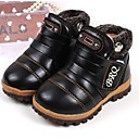 Childrens Shoes Snow Boots Flat Heel Cotton Boots with Magic Tapes Shoes More Colors available