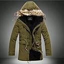 cálida chaqueta con capucha de los hombres Hengyi